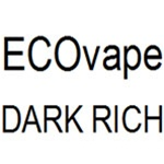 ECOvape DARK RICH eliquid 10ml