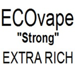 ECOvape EXTRA RICH Strong eliquid 10ml