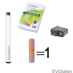 Intellicig EVOlution EVO EXPRESS Starter Kit U1B